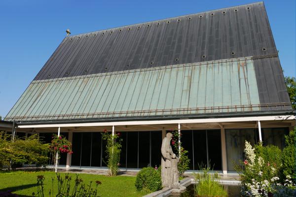 Pfarrkirche Bruder Konrad, Gernlinden