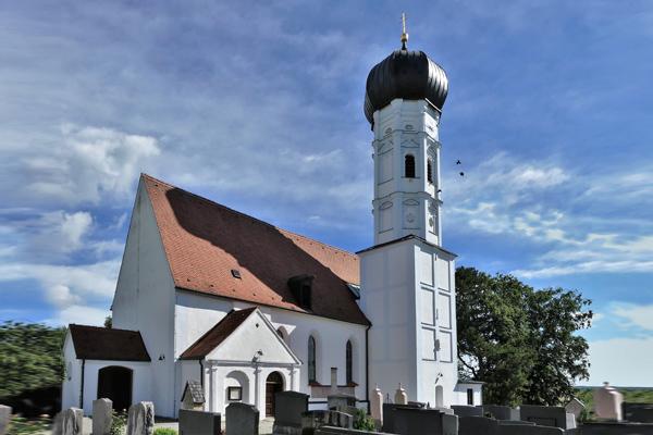 Pfarrkirche Mariä Geburt, Alling