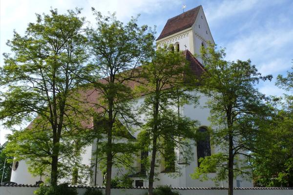 Pfarrkirche Mariä Himmelfahrt, Türkenfeld