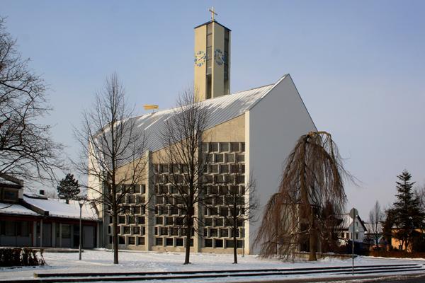 Pfarrkirche St. Bernhard, Fürstenfeldbruck