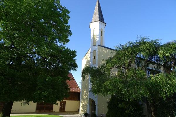 Schlosskapelle St. Cajetan, Spielberg (Gemeinde Oberschweinbach)