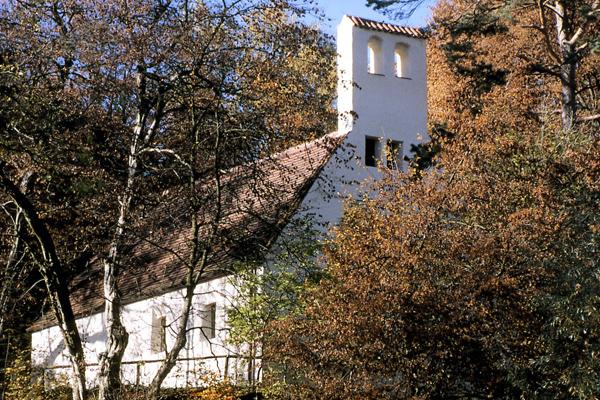 Kapelle St. Georg, Roggenstein (b. Eichenau)