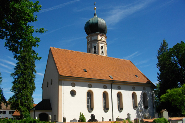 St. Johann Baptist, Schöngeising