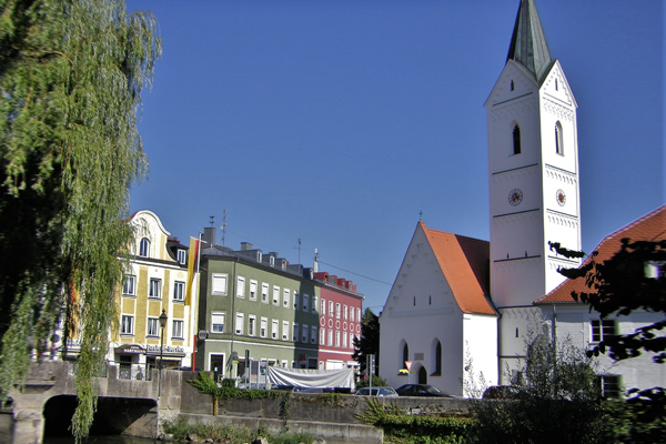 Kirche St. Leonhard, Fürstenfeldbruck