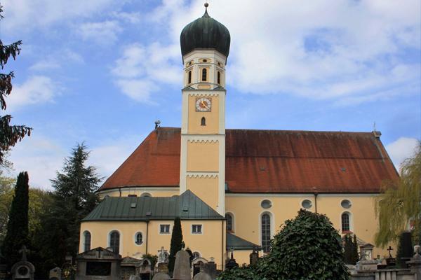 Pfarrkirche St. Magdalena, Fürstenfeldbruck