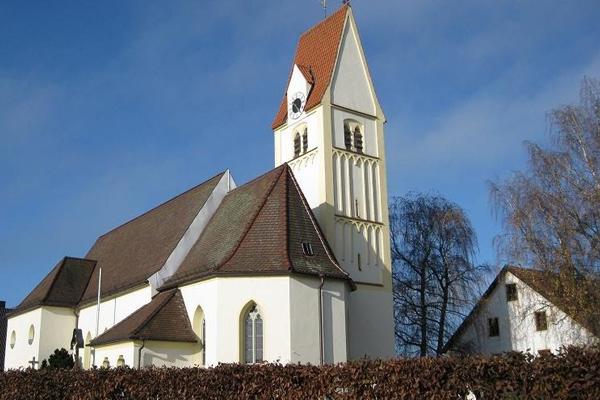 Pfarrkirche St. Margareth, Malching