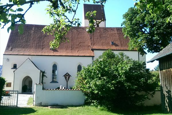 Pfarrkirche St. Peter und Paul, Holzkirchen