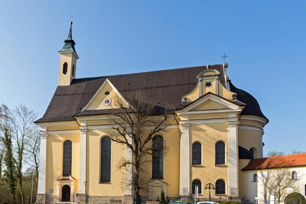 Wallfahrtkirche St. Rasso, Grafrath