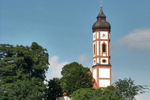 Kirche St. Sebastian, Puch