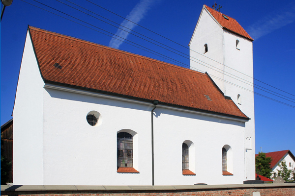 Kirche St. Stephanus, Esting
