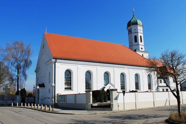 Kirchenführung in der Pfarrkirche St. Vitus, Maisach, Maisach