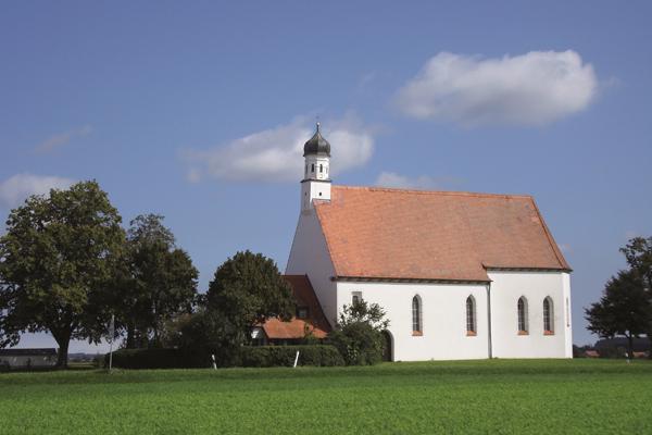 Wallfahrtskirche St. Willibald, Jesenwang