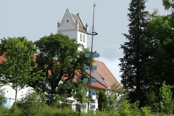 Votivkapelle Hoflach, Alling